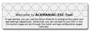 Ackmaniac Firmware & App